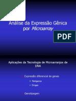 Aula Microarray 2008
