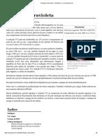 Radiação ultravioleta – Wikipédia, a enciclopédia livre.pdf