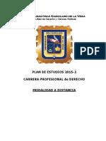 p26 Derecho y Ciencias Politicas Distancia Plan de Estudios 1