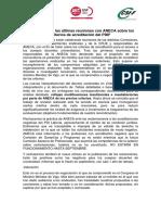 Comunicado Aneca 20-07-2017