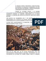 Discurso Bicentenario de La Batalla de Boyaca