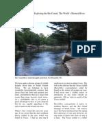 Comal River and Landa Lake [PDF Search Engine]