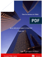 Deloitte Report on Tbilisi Real Estate MTrket