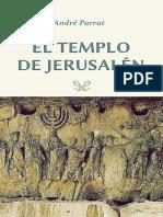 Parrot, Andre - El Templo de Jerusalen [52056] (r1.0)