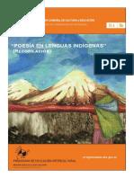 Cuadernillo Poemas Intercultural 2015