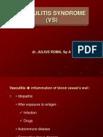 Vasculitis Syndrome