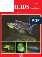 The Cichlids Yearbook Vol 1