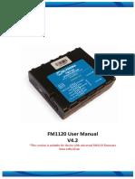 Teltonika FM1120 User Manual v4.2