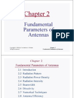 Fundamental Antena Parameter Balanis