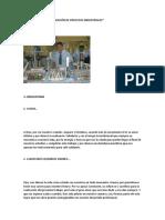 Sistema de Automatización de Procesos Industriales