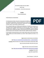 Proceso de La Comunicacion (Gerson Henriquez)