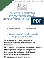 PRES IUS  SIST PENAL ACUS 2014.pptx