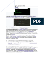 Lenguaje de Programacion22