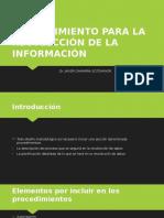 1procedimiento Para La Recolección de La Información15!10!19