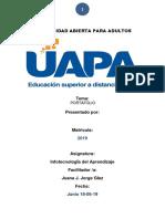 Trabajp Final de Infotecnologia Actualidad
