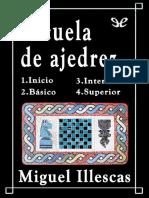 Illescas Miguel - Escuela de Ajedrez