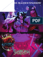 Preview Fate of the Maiden Sparrow PoBW1