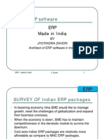 Indian ERP.