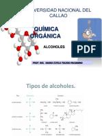 ISEMANA 11.- ALCOHOLES