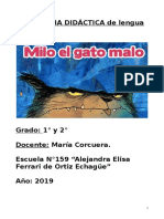 SECUENCIA MILO, EL GATO MALO.doc