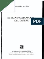 Zelizer 2011 La Produccion Domestica de Dineros Capítulo 2
