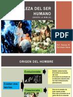 Naturaleza Del Ser Humano PROESAD