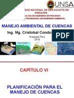 Capítulo VI Manejo Ambiental de Cuencas