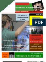 Gaceta Medica y de Enfermeria Marzo-Abril 2010