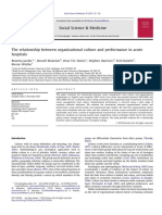 The relationship between organizational culture and performance in acute hospitals.pdf