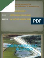 1-Diseño Hidraulico de Canales