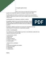 Perfil Geografico Del Criminal Y Geografía Cognitiva Criminal