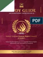 13 - UNHRC