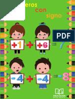 (5) Numeros Con Signos - Solucion