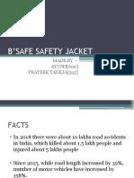 B'SAFE SAFETY JACKET.pptx