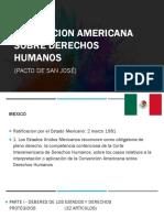 Convencion Americana de Derechos Humanos