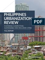 World Bank Philippines Urbanization Review Full Report
