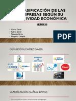 Empresas de Servicios Definición