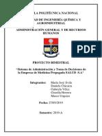 Proyecto Bimestral Salud.sa