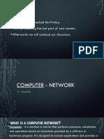 Computer - Network