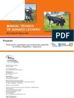 Manual Técnico de Ganado - CAJAMARCA