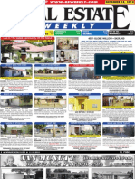 Real Estate Weekly - Nov. 18, 2010