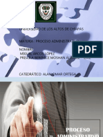 Expo Proceso Administrativo