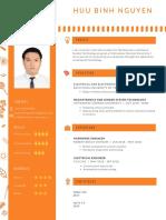 NguyenHuuBinh CV