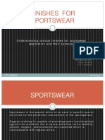 FINISHES  FOR SPORTSWEAR.pptx