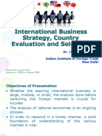 IBS Country Evaluation Session on 30 June