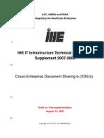 IHE_ITI_TF_Supplement_XDS-2