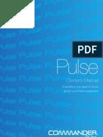 Commander Pulse Owners Manual Rev2 121006