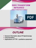 Presentation FTIR Spect