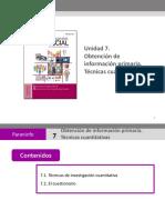 Técnicas Cuantitativivas- Informacion Primaria. El Cuestinarioi (7)