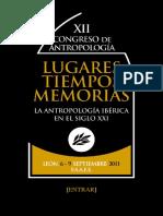 La Antropología Ibérica en El Siglo XXI